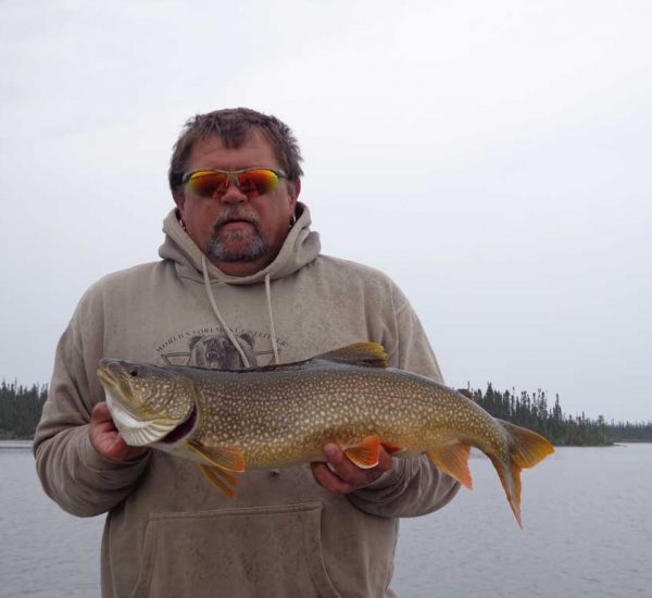 Ontario Lake Trout Fishing
